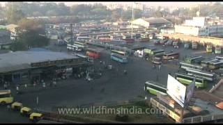 Kempegowda or Majestic Bus Station, Bangalore