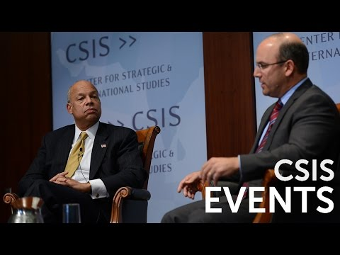 Statesmen's Forum:Secretary Jeh Johnson of U.S. Department of Homeland Security