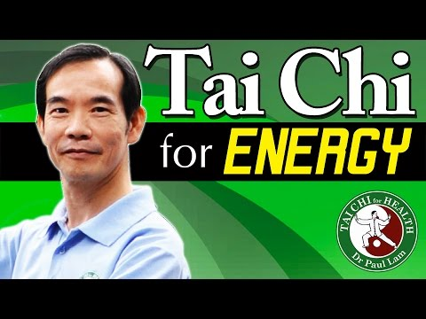 Tai Chi for Energy - Free 1st Lesson Image 1
