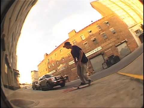 Iron Claw Skates x Mandible Claw: KENNEDY CANTRELL