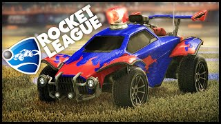ROCKET LEAGUE - БЕЗУМНАЯ ИГРА!