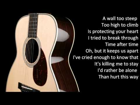 Jo Dee Messina - No Time For Tears