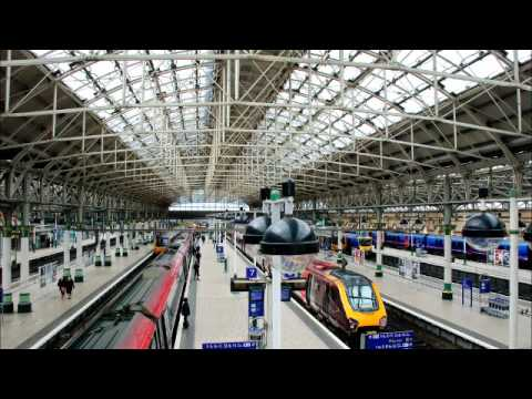 Manchester Piccadilly announcements