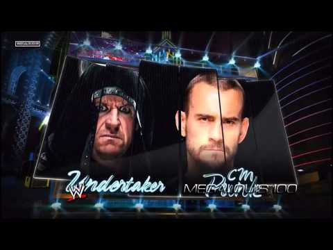 WWE Wrestlemania 29 Official Theme Song (Undertaker vs. CM Punk...