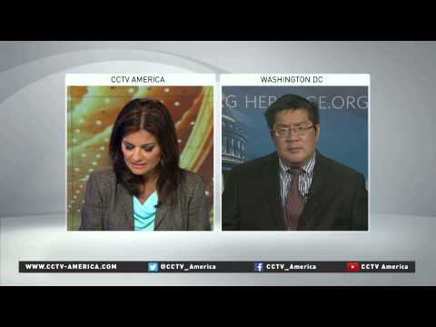 Dean Cheng from the Heritage Foundation discusses China's anti-corruption efforts