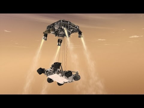 EEVblog #328 - Curiosity Mars Rover Landing