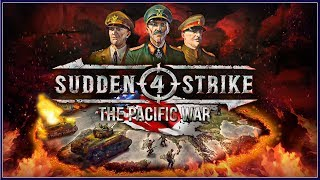 SUDDEN STRIKE 4 - NEW Pacific War DLC Gameplay Trailer A RTS War Game 2019 (HD)