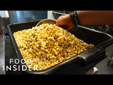 How Fresh Corn Tortillas Are Made