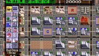 Sim City - Scenarios