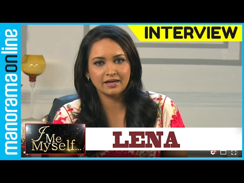 Lena In  I Me Myself: My Voice Has Suddenly Become Sexy! video