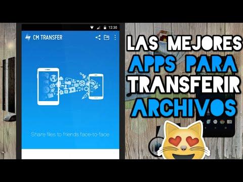 TOP 4 MEJORES APPS para transferir archivos desde tu Android-2016•TAHJ