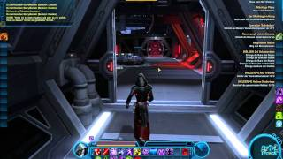 SWTOR: Sith Inquisitor - Raumschiff