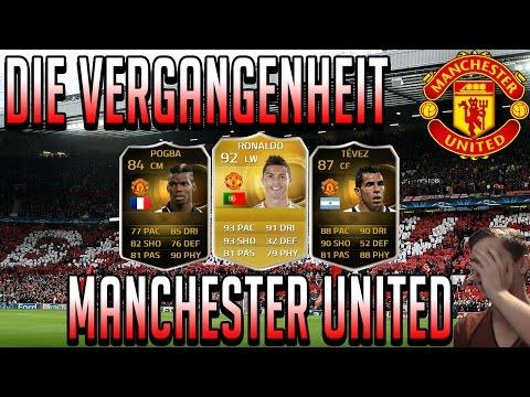 FIFA 15 ULTIMATE TEAM - DIE VERGANGENHEIT [FACECAM] - Manchester United #19 (HD)