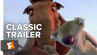 Ice Age (2002) Trailer #1 | Movieclips Classic Trailers