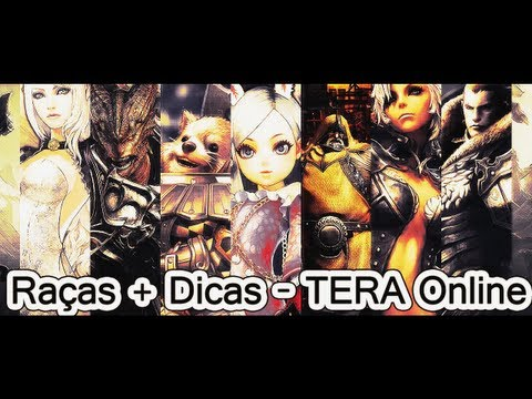 Raas Tera Online (combo, Habilidades Raciais E Mais)