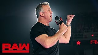 Shane McMahon sets his sights on Roman Reigns: Raw, May 20, 2019