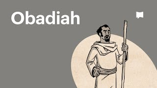 Video: Bible Project: Obadiah