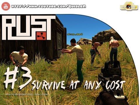 Rust #3 - Нагнули кевларовых