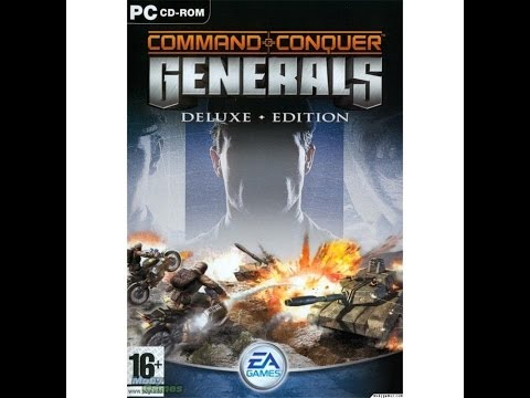 Command & Conquer Generals Zero Hour Windows 7. 8. and 10 - 64bit fix