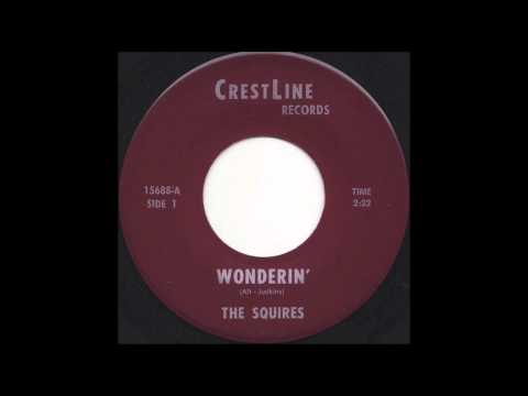 The Squires - Wonderin' (1965) video
