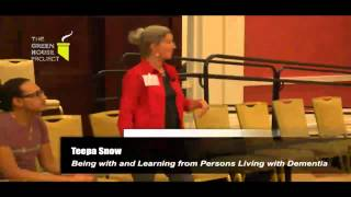 Teepa Snow: Accepting the Challenge! (Livestream Version)