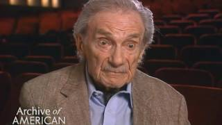 """Jonathan Harris on Guy Williams on """"Lost in Space"""""""