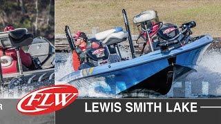 2015 FLW TV | Lewis Smith Lake