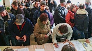 Выборы в Донецке и Луганске были легитимны или нет?