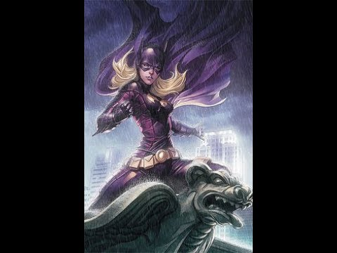 Let's Talk Comics: Batgirl Stephanie Brown Vol 1