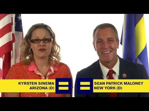 Special Message for HRC Members From Reps Sinema & Maloney