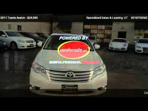 2011 Toyota Avalon Limited - for sale in Salt Lake City, UT 84115