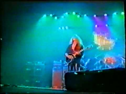 ★ Thin Lizzy - Black Rose - Live at Kings Call 1996 | Point Depot, Dublin, Ireland ★