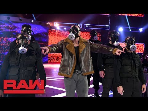 Dean Ambrose and his personal SWAT team subdue Seth Rollins: Raw, Dec. 3, 2018 thumbnail