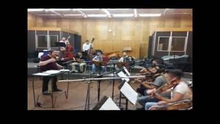 Nada Jovanović i Omladinski narodni orkestar RTS - Svu noć mi bilbil prepeva