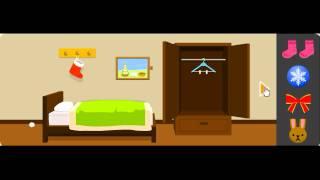 Chick Room Escape Xmas Version Walkthrough