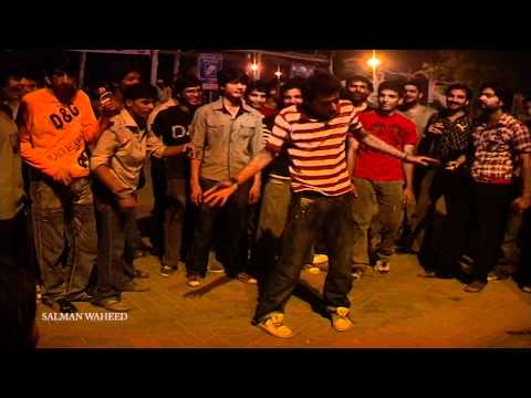 Pakistani Can Dance Beautiful (break Dance) video