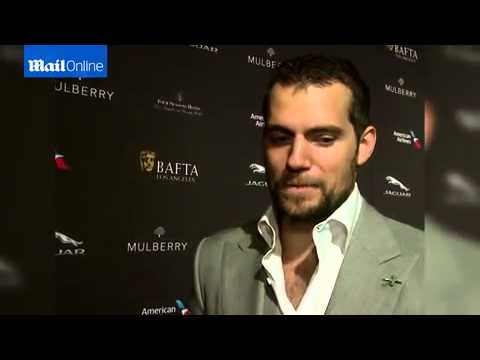 Henry Cavill shares his excitement for Batman v Superman