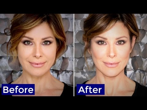 Contouring & Highlighting Makeup Routine Update