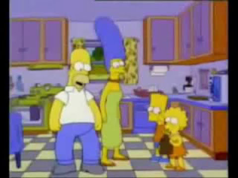 CANCIONES Y MOMENTOS GRACIOSOS  DE HOMERO SIMPSONS