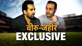 आजतक शो पर Sehwag-Zaheer का बड़ा बयान Virat-Rohit की जोड़ी सबसे खतरनाक   Vikrant Gupta