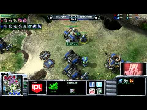 HyuN vs Byun - Game 4 - FC