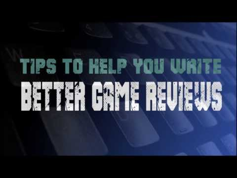 Shop Talk: How To Write Better Game Reviews