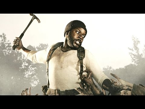 The Walking Dead - Chad Coleman on the Big Tyreese Episode