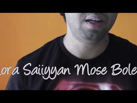 Unplugged Mora Saiyan Mose Bolena & Yaarian: Soft Cover by Tamal...