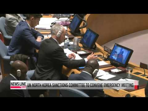 UN convenes emergency meeting to discuss North Korea's missile launches