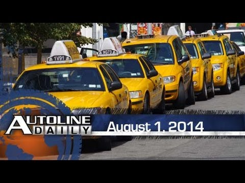 Tesla's Red Ink Looks Good, Axing 4,000 Taxis from NYC - Autoline Dail