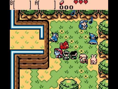 The Legend of Zelda - Oracle of Ages - Legend of Zelda, The - Oracle of Ages (GBA) - User video