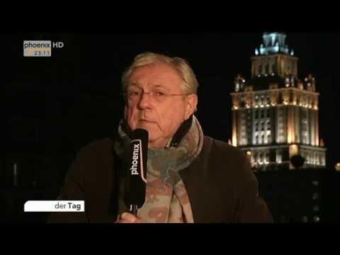 Ukraine-Konflikt: Bernhard Lichte zum Besuch von Frank-Walter Steinmeier in Moskau am 18.11.2014