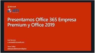 Webinar Office 365 Empresa Premium           miércoles, 13 de febrero de 2019 10 36 46 Trim