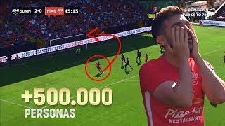 JUEGO PARTIDO de YOUTUBERS DELANTE de +500.000 PERSONAS